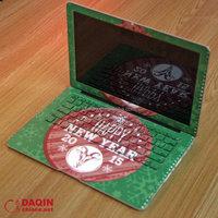 For laptop aluminum body skin sticker United Arab Emirates