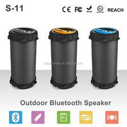 portable mini bluetooth speaker with 3inch subwoofer