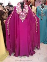 dubai muslim wholesale high quality moroccan kaftan dress Women Wholesale Clothing muslim fashion dubai Kaftan Arabic k720