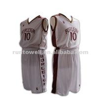 Professional basketball uniform designs 2012