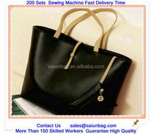 New design Fashion leather women handbag/fashion lady handbag/pu bag