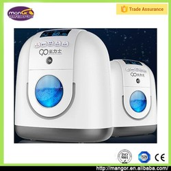 1L3L6L+110W Large flow mini oxygen concentrator personal generating machine with two years warranty