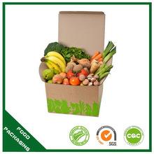 Popular stylish pe lining salad boxes