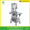 stainless steel industrial meat bone saw in Shandong