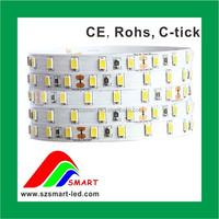 4 wires chasing led flex rope light 220v/24v RGB led rope with DMX controller