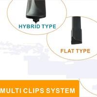 Refresh wiper blade with best flat wiper blade refills NEW