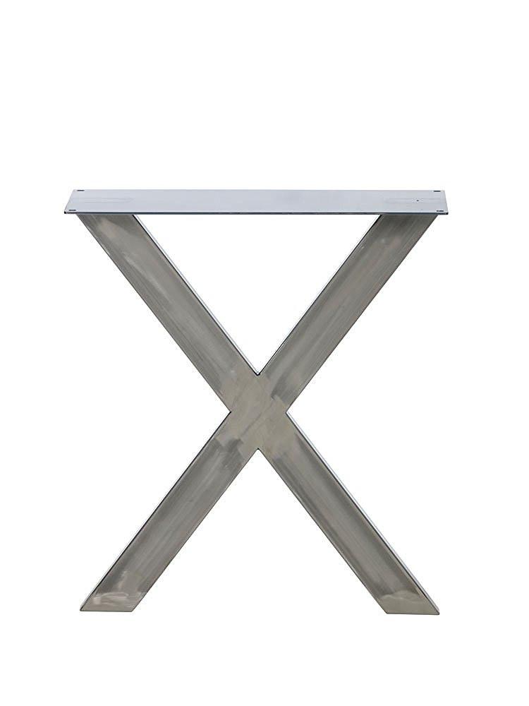 2016 nouveau x conception meubles en m tal accessoire fer for Meuble bureau jambes