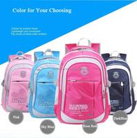 Wholesale Fashion Children Cheap School Bag With 420D Nylon