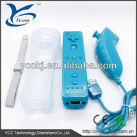 silicone cover for wii remote controller case for wii remote
