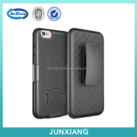 Best selling mobile phone holster combo case for iphone 6s
