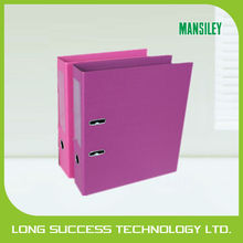 A4 ring file folder made in China