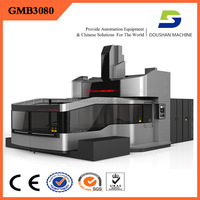GMB3080 China factory milling machine price used small milling machine