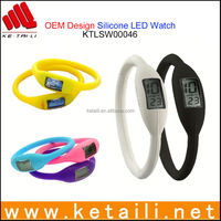 High quality second generation anion energy silicone wristband