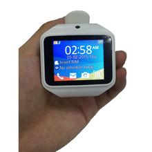 "Wholesale touch screen 2.0"" SIM+GPRS+MP3+FM cheap health care smart watch"