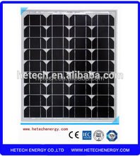 stock clearance 50w small solar pv modules price
