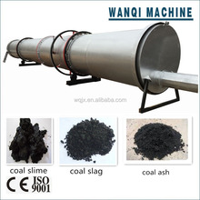 Professional sand, Slag, coal, wood, bagasse, sawdust Rotary Dryer