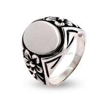 Design the family reunion Rings for MEMORY and made of stainless steel