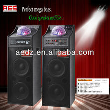 NEW!!!Online Singing Machine good quality USB SD MP3 FM Professional Amplifier Speaker