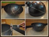 Plain Steel Hemisphere Half Sphere