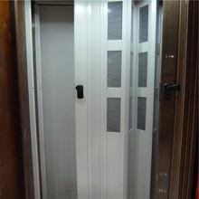 plastik sürgülü kapı malzeme ve katlama açık tarzı pvc katlanır kapı