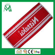 Made in China,best seller on alibaba,cotton jacquard woven promotional towels bulk