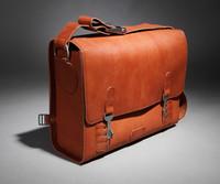 Bag genuine leather man,bag for travel document,bag men