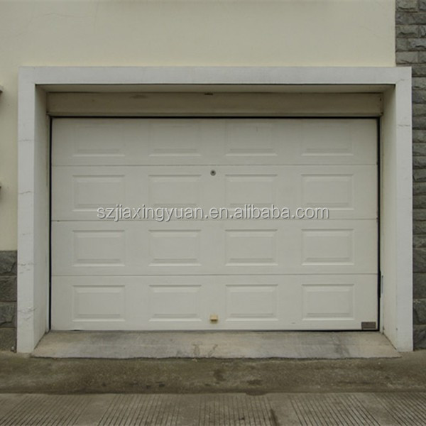 Automatic color steel used garage doors sale buy