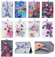 Wholesale alibaba For ipad 6 printing PU leather case