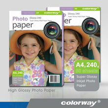 Factory Price! hot sell glossy photo paper 150g A3,A4,Letter,4R china Large Format & Sheet & Jumbo roll,5760dpi