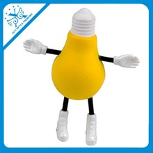 arms and legs promotional kids stress ball toy