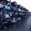 2015 New Jracking Warehouse Powder Coated Storage Racks For Cars
