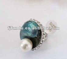 fashiong adjustablel rhinestone ring