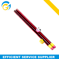 3mm Lead Dipped Pencil (Round/)Red Lead