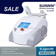 IPL RF Elight hair removal machine Promotion now
