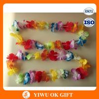Hawaiian Flower Necklace Hula Leis