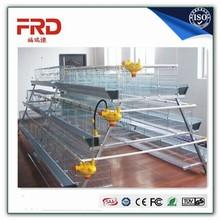 FRD Q235 galvanized wire mesh international poultry equipment chicken cages