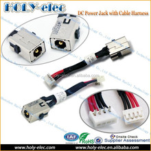 Laptop DC Power Jack Harness Connector Cable Socket For HP Mini 110 210 910 Series 6017B0205701(PJ188)