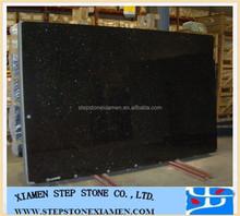 Good Quality Black Galaxy Granite Slabs
