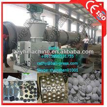 Yonghua CE Approved bio fuel briquette machine sawdust biomass briquette machine 8615896531755