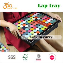 children plastic lap tray, cushioned lap tray, TV and dinner laptop lap tray bean bag