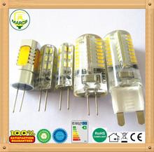 CE ROHS 2W 3W 4W 5W E27 E14 G9 LED