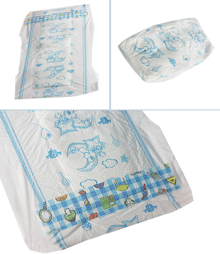 Adult pampers style diapers