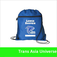 Hot Selling drawstring custom gym sack