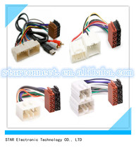 KIA iso radio/stereo wire harness