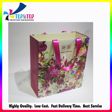 Durable Recycle Material Luxury Tote Shopping Bag