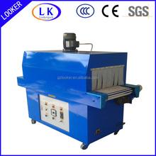 Hot Air POF film shrink wrapping machine