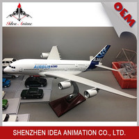 2015 hot selling 1:48 large scale airplane model