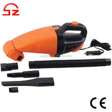 2015 New powerful 100W wet and dry 12V car vacuum cleaner