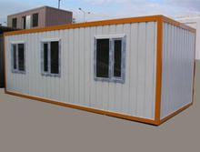 Factory direct sale !!! fast installation firm prefab modular container house