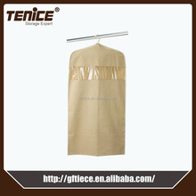 600d 100 polyester pvc coated oxford fabric garment cover